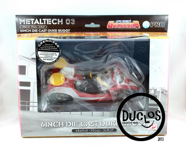 DUCLOSTOYS.COM - METALTECH03 ACTARUS BUGGY 2