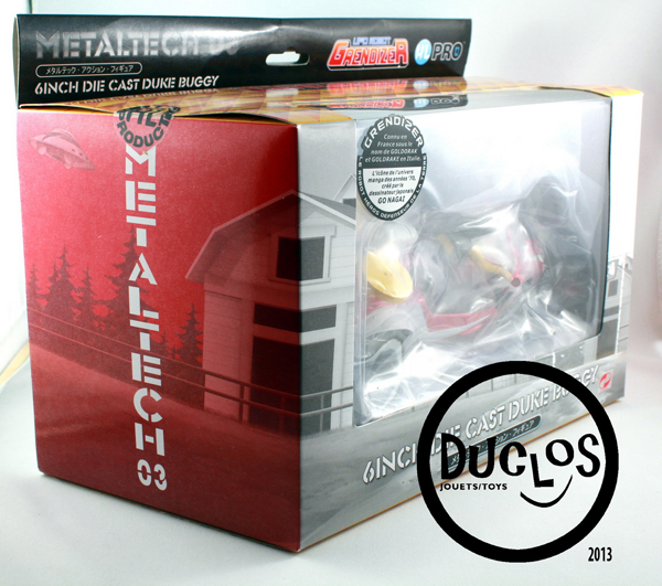 DUCLOSTOYS.COM - METALTECH03 ACTARUS BUGGY 3