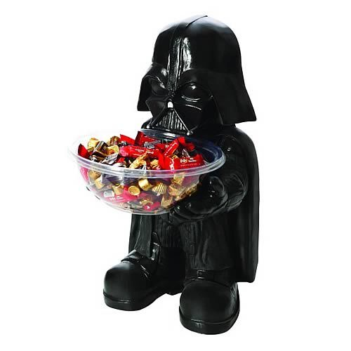 Duclos Toys - Star Wars - Candy Bowl Holder - Darth Vader 2