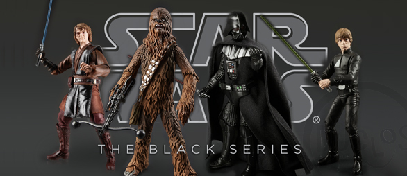 Star Wars The Black Series Check List