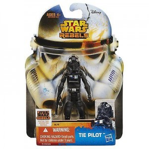 Star Wars Saga Legends SL13 TIE Pilot