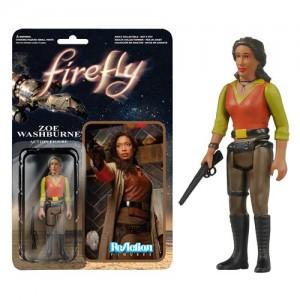 ReAction Figures - Firefly Action Figure - Zoe Washburne