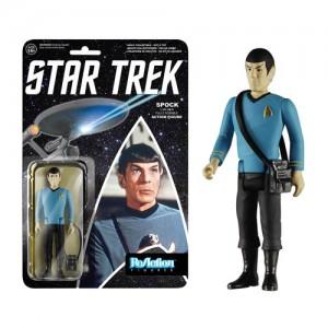 Funko ReAction Figures - Star Trek - Spock