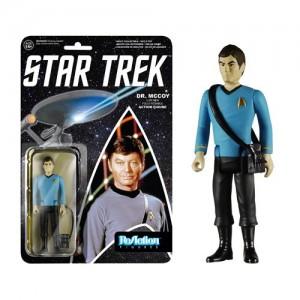 Funko ReAction Figures - Star Trek - Dr. McCoy