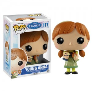 Funko Pop ! Disney 117 - Frozen - Anna Young