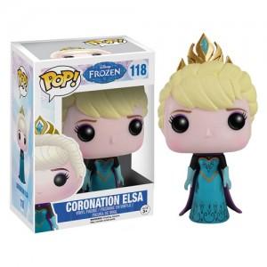 Funko Pop ! Disney 118 - Frozen - Elsa Coronation