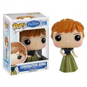 Funko Pop ! Disney 119 - Frozen - Anna Coronation
