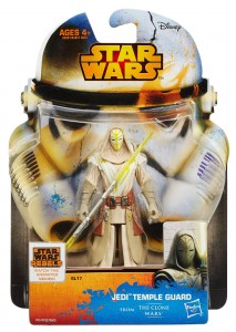 Star Wars Saga Legends SL17 Jedi Temple Guard