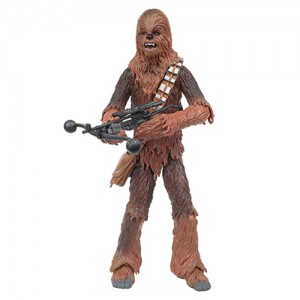 Star Wars The Black Series 6-Inch Action Figure - Chewbacca