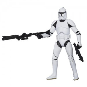 Star Wars The Black Series 6-Inch Action Figure - Clone Trooper