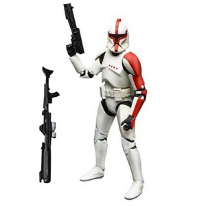Star Wars The Black Series 6-Inch Action Figure - Clone Trooper Captain