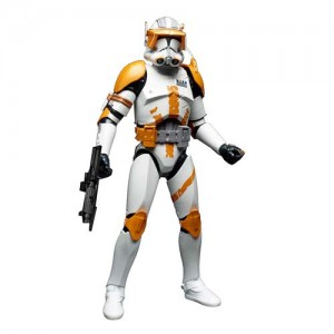 Star Wars The Black Series 6-Inch Action Figure - Commander Cody