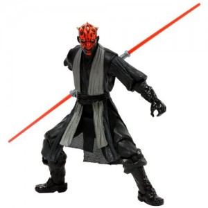 Star Wars The Black Series 6-Inch Action Figure - Darth Maul