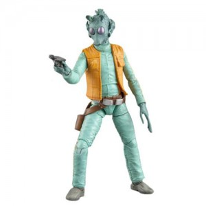 Star Wars The Black Series 6-Inch Action Figure - Greedo