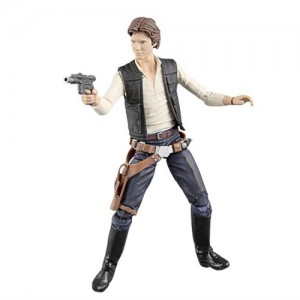 Star Wars The Black Series 6-Inch Action Figure - Han Solo