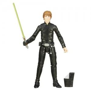 Star Wars The Black Series 6-Inch Action Figure - Luke Skywalker Jedi Knight