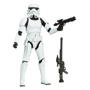Star Wars The Black Series 6-Inch Action Figure - Stormtrooper