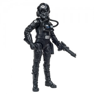 Star Wars The Black Series 6-Inch Action Figure - Tie Fighter Pilot