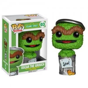 Funko Pop ! Sesame Street 03 - Oscar the Grouch