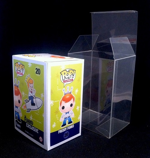 Funko-Pop-Box-Protectors-for-4-Vinyl-Figure-Boxes-Crystal-Clear-Cases