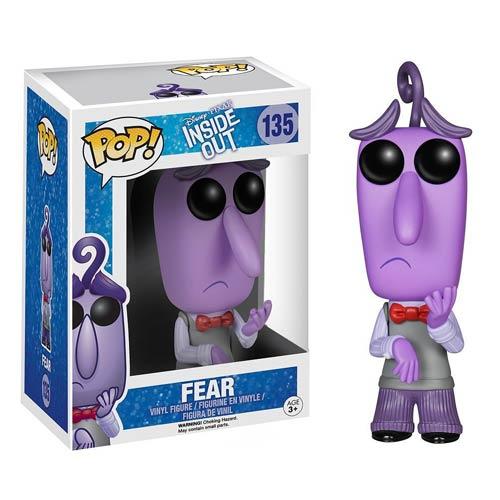 Funko Pop ! - Disney Pixar Inside Out 135 - Fear