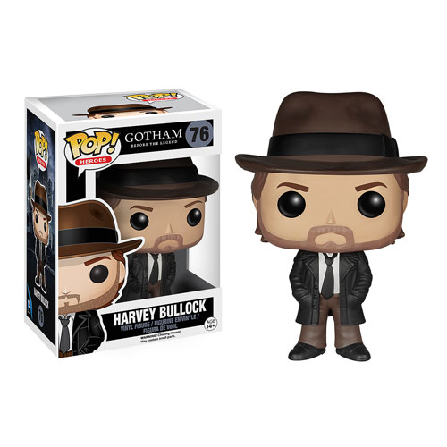 Pop ! Heroes 76 - Gotham - Harvey Bullock