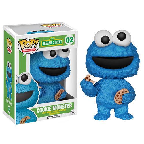 Pop ! Sesame Street 02 - Cookie Monster