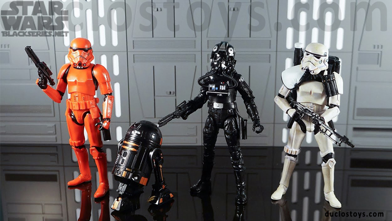 Star Wars - The Black Series Imperial Forces 6-Inch Action Figures (Entertainment Earth Exclusive) 2