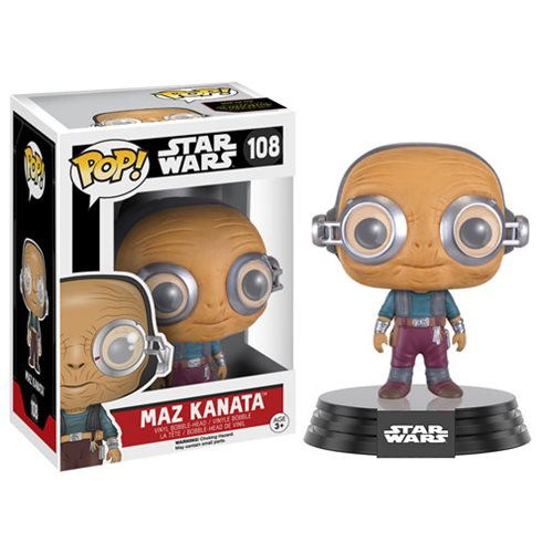 May The 4th Be With You Exclusives: Funko Pop ! Star Wars Figures