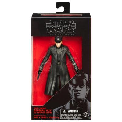 Star Wars - The Black Series 6-Inch Action Figure - The Force Awakens 13 - General Hux