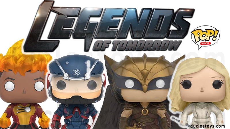 DC Heroes ~ HAWKMAN VINYL FIGURE ~ Legends of Tomorrow Funko POP