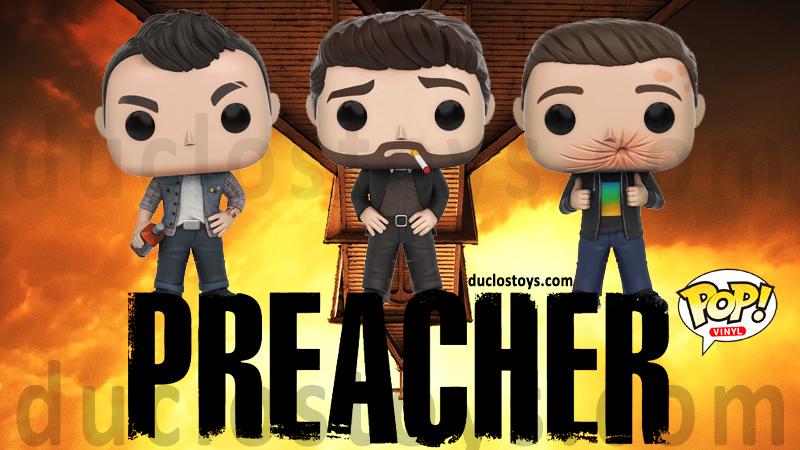 6eceedb1328 Funko Pop! Television - Preacher - Duclos Toys