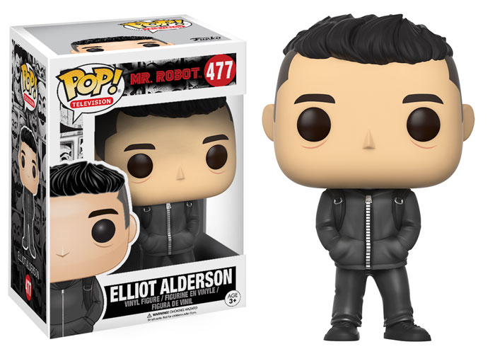 Funko Pop Television Mr Robot Duclos Toys Action