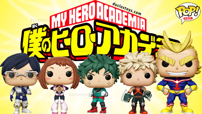 75a0d4194a4 Select your Funko Pop ! Animation – My Hero Academia figures