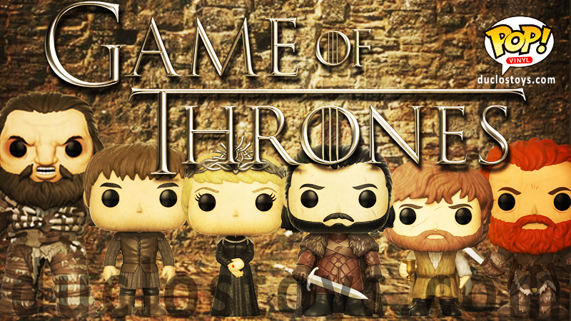 Funko Pop! Game of thrones - Season 7