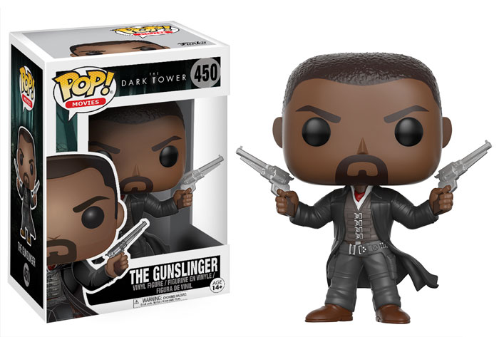 Funko Pop ! Movies 450 - The Dark Tower - The Gunslinger
