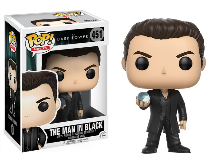 Funko Pop ! Movies 451 - The Dark Tower - The Man In Black