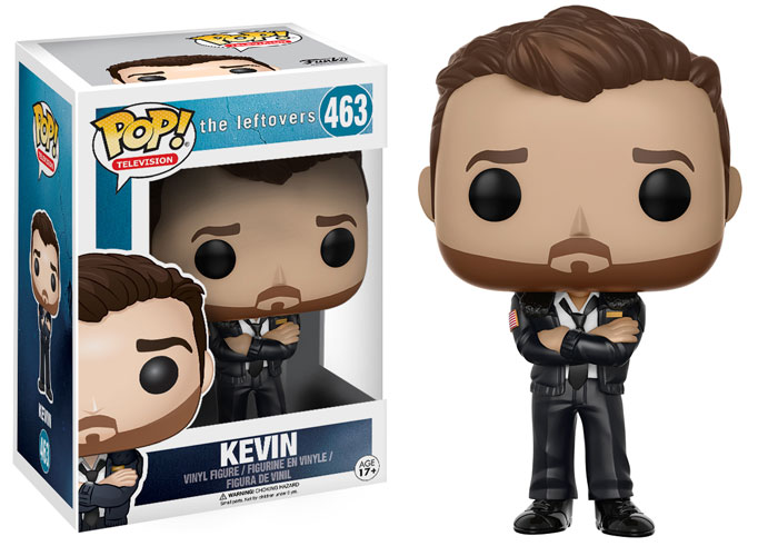 Funko Pop ! Television 463 - The Leftovers - Kevin