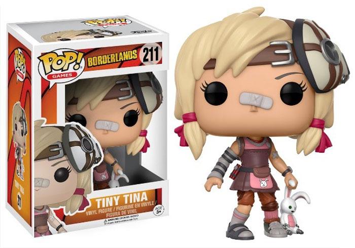 Funko Pop ! Games 211 - Borderlands - Tiny Tina