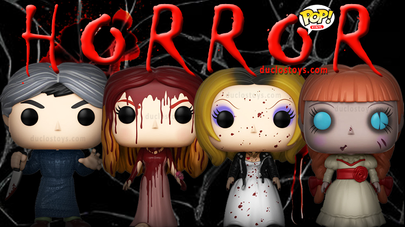 Duclos Toys - Funko Pop Horror
