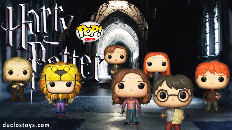 Duclos Toys - Funko Pop Movies - Harry Potter Edition 4