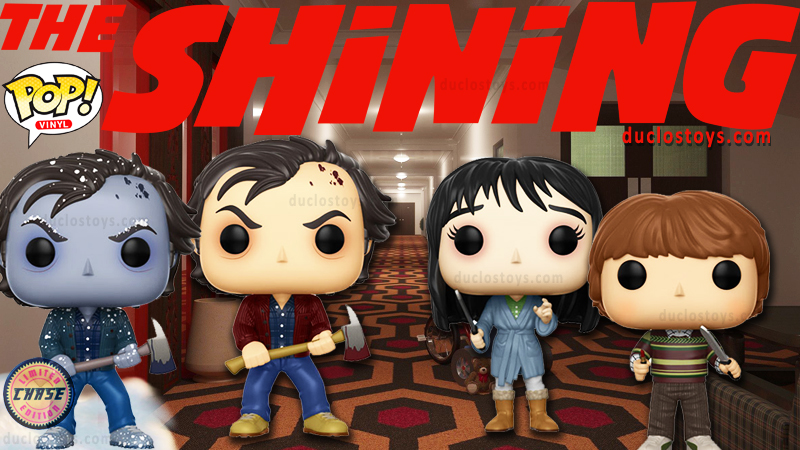Duclos Toys - Funko Pop Movies - The Shinning