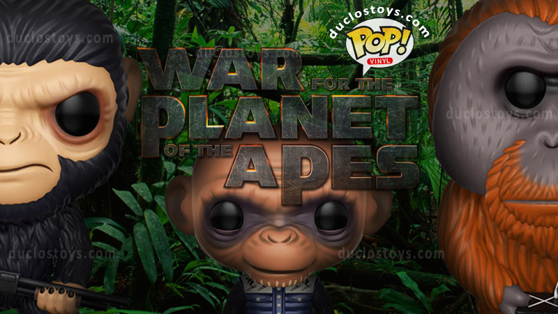 Funko Pop! Movies - War for the Planet of the Apes (Add-on) Bad Ape