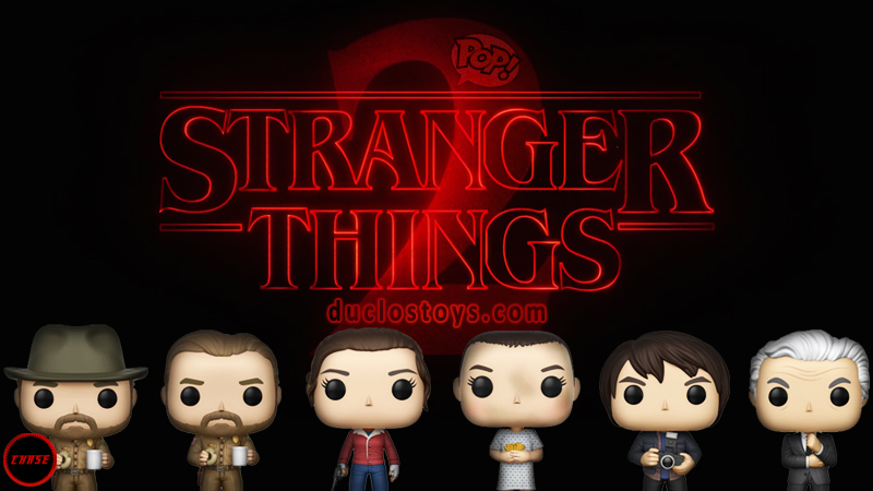 Duclos Toys - Funko Pop Television Stranger Things Season 2