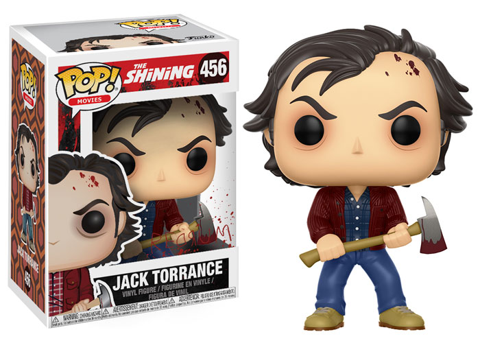 Funko Pop ! Movies 456 - The Shinning - Jack Torrance
