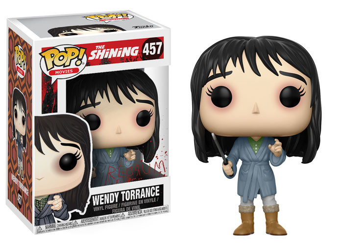 Funko Pop ! Movies 457 - The Shinning - Wendy Torrance