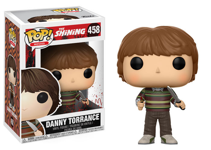 Funko Pop ! Movies 458 - The Shinning - Danny Torrance