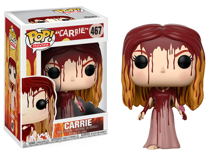 Funko Pop ! Movies 467 - Carrie