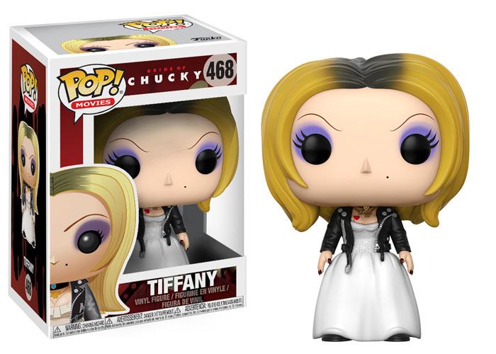 Funko Pop ! Movies 468 - Bride Of Chucky - Tiffany