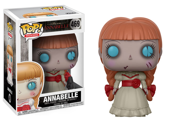 Funko Pop ! Movies 469 - Annabelle